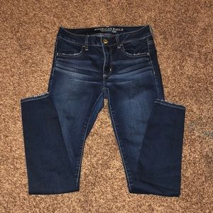 American Eagle size 6 jeggings